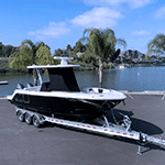 Motorboat Donation California